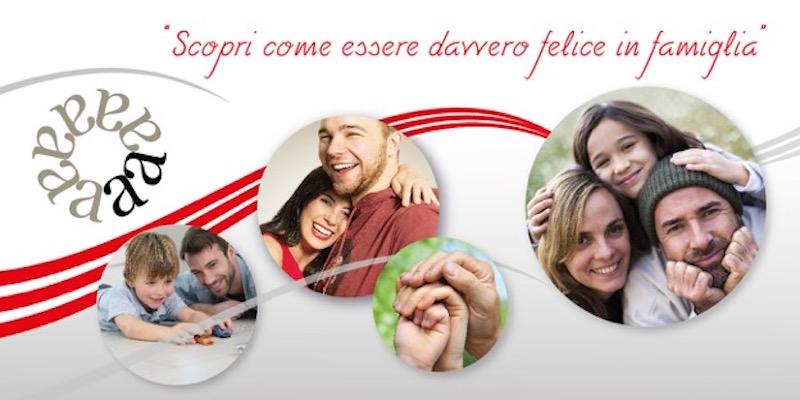 Scopri come essere davvero felice in famiglia Airola 22 luglio 2015 Fondazione Angelo Affinita