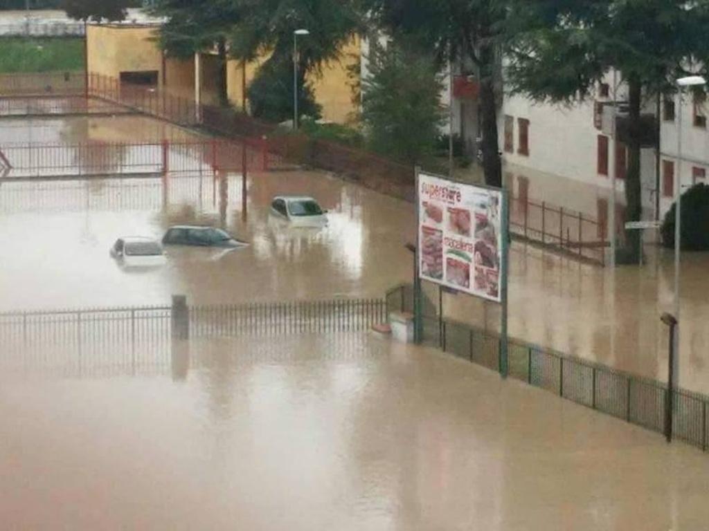 Emergenza alluvione Benevento aiutiamo a rialzarsi una terra stremata e devastata dal maltempo - Fondazione Angelo Affinita