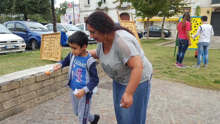 Quando sono i bambini a scendere i piazza succedono cose che mai ti saresti immaginato - Fondazione Angelo Affinita 3