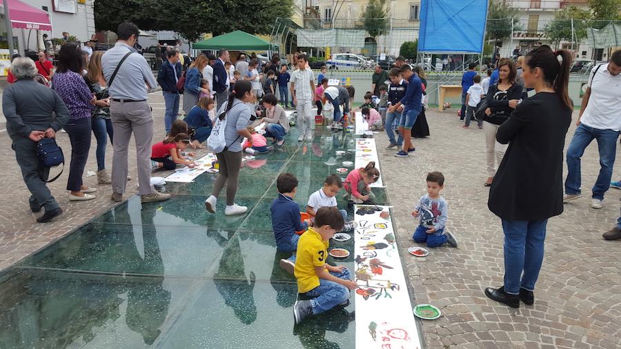 Quando sono i bambini a scendere i piazza succedono cose che mai ti saresti immaginato - Fondazione Angelo Affinita 8