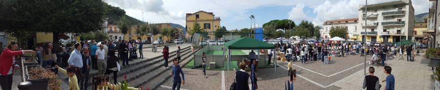 Quando sono i bambini a scendere i piazza succedono cose che mai ti saresti immaginato - Fondazione Angelo Affinita 9