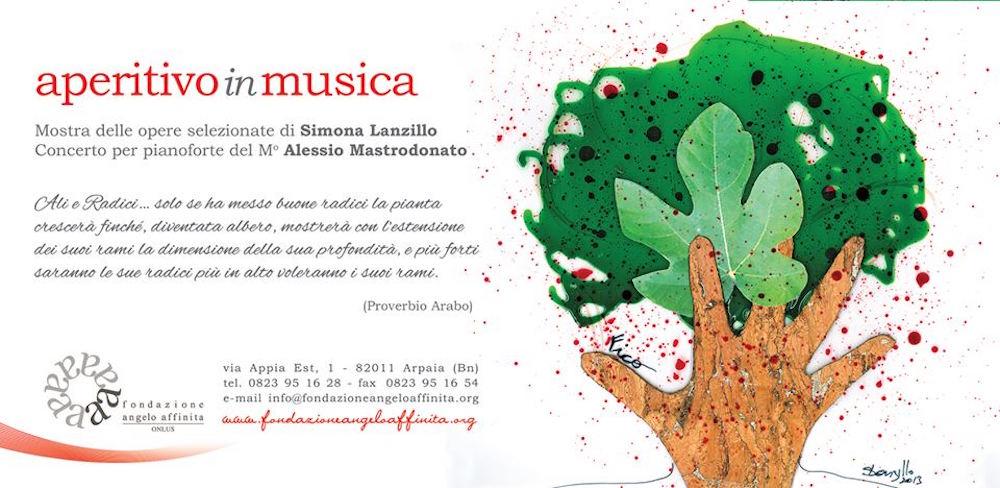 Evento presentazione calendario 2016 Fondazione Angelo Affinita 2