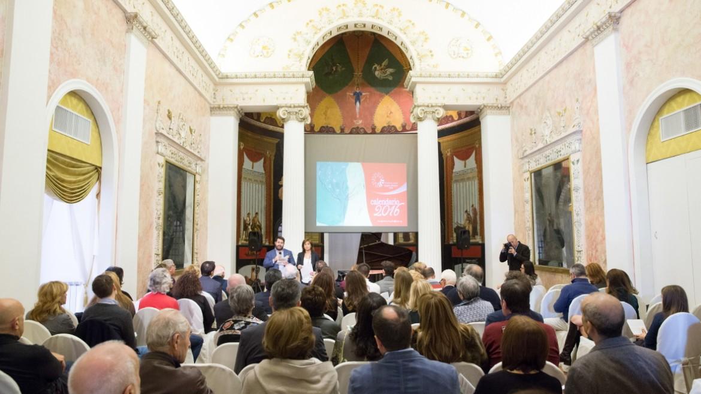 FOTO Ali e Radici tutte le immagini più belle dell'evento di presentazione del calendario 2016 Fondazione Angelo Affinita