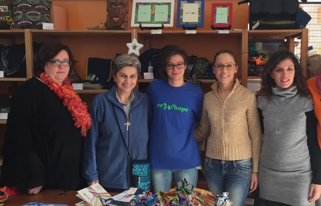 Vuoi costruire un futuro luminoso per la tua attività ascolta storia delle donne della Cooperativa New Hope - Fondazione Angelo Affinita
