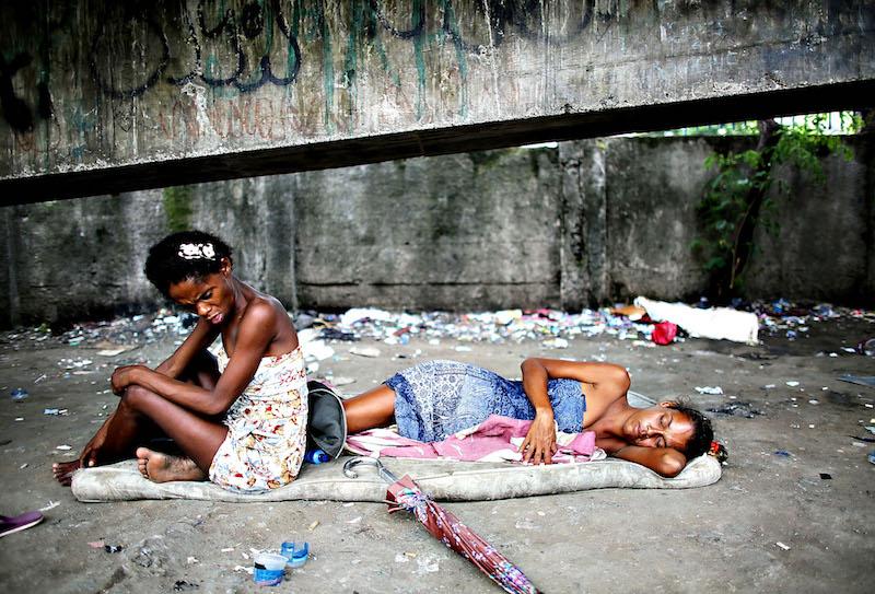 Qui sta nascendo una nuova speranza per i giovani e i bambini brasiliani distrutti dalla droga scopri come anche tu puoi entrare a farne parte - Fondazione Angelo Affinita