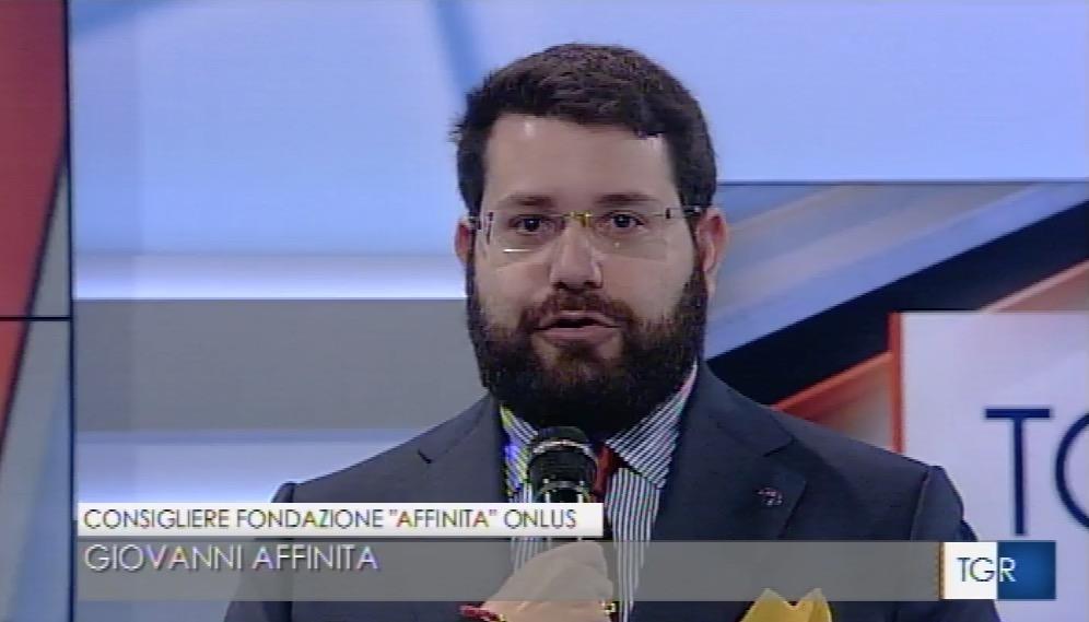 Servizio TG3 - 1 marzo 2016 - Fondazione Angelo Affinita
