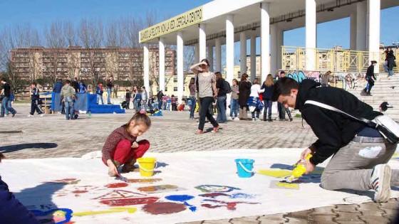 Sconfiggere la criminalità col gioco e la forza dei bambini la testimonianza di Giovanni Zoppoli - Fondazione Angelo Affinita