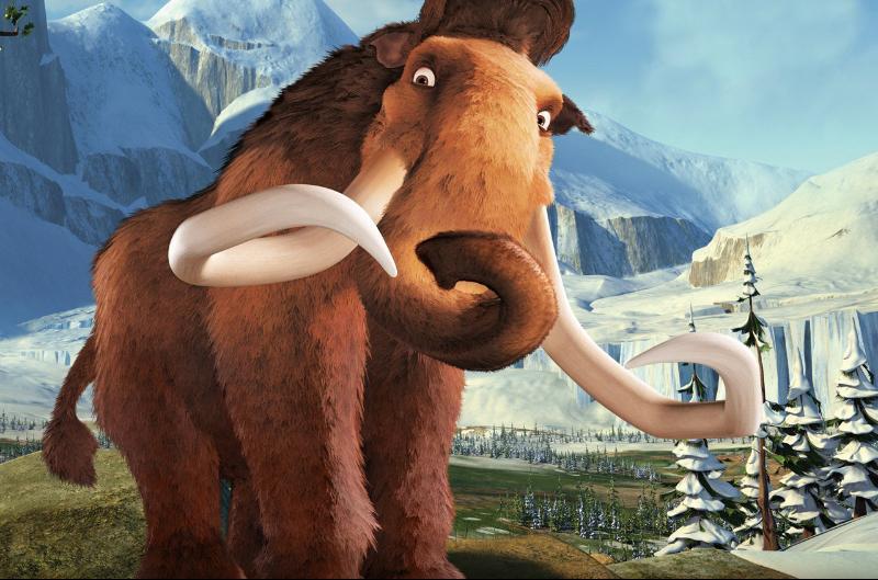 Anche d'estate i bambini cambiano il mondo, un mammut (in fotografia) alla volta!