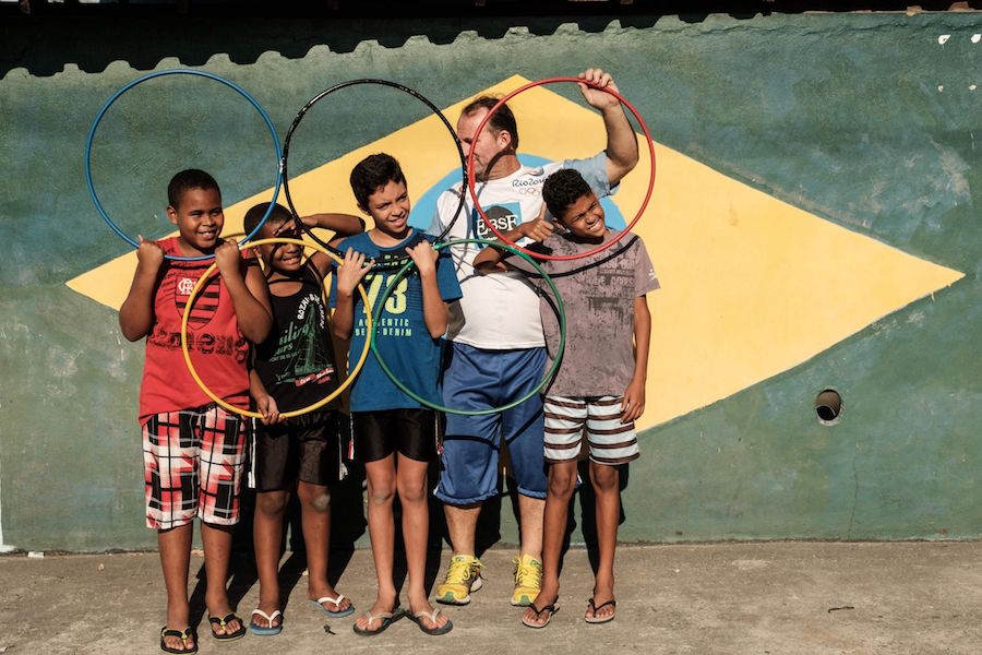 Il Brasile dietro le Olimpiadi cosa succede ai bambini brasiliani mentre tutto il mondo fa festa - Fondazione Angelo Affinta