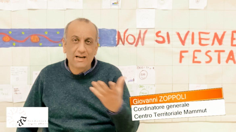 [VIDEO TESTIMONIANZA] Come restituire ai bambini gli spazi all'aperto strappandoli alla criminalità, anche se sei un semplice cittadino - Fondazione Angelo Affinita
