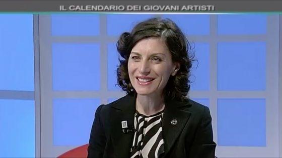 Arte e Amore Calendario 2017 Fondazione Angelo Affinita - Intervista a Giovanna Megna