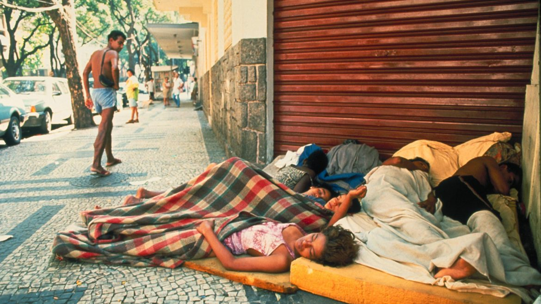 Il ruolo fondamentale dell'imprenditore illuminato nel destino dei bambini brasiliani che muoiono lungo le strade per mancanza di Amore - Fondazione Angelo Affinita