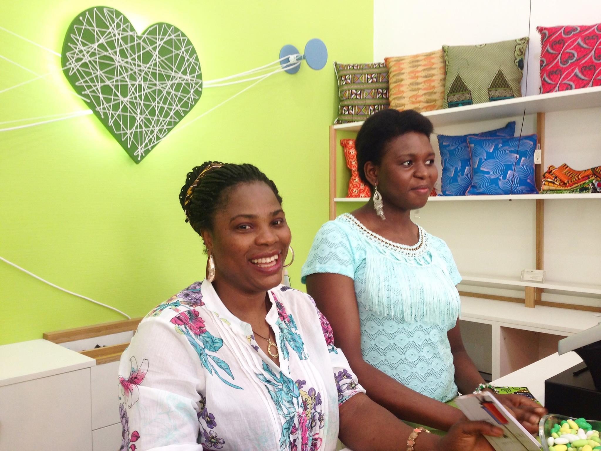 NewHope Store aiutare a fare impresa per liberare giovani donne madri dall'incubo della violenza - Fondazione Angelo Affinita