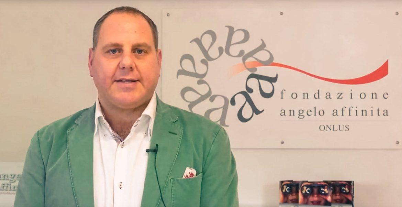 [Video testimonianza] L'imprenditore che regala un futuro ai bambini in difficolta - Fondazione Angelo Affinita
