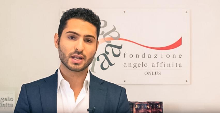 Sei una persona che si mette in gioco ogni giorno senza lamentarsi Devi assolutamente guardare questo video - Fondazione Angelo Affinita