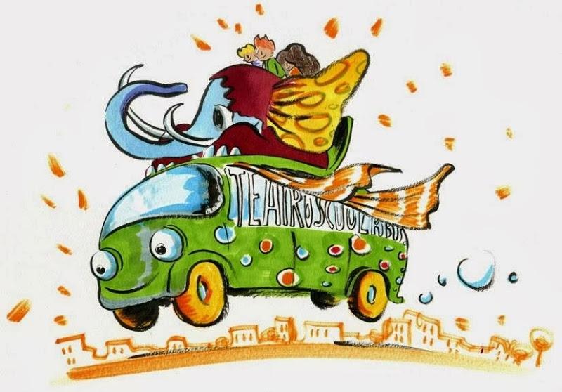 Un magico viaggio sul Mammut per aiutare i bambini di Scampia (e di tutta Italia) - Fondazione Angelo Affinita 1