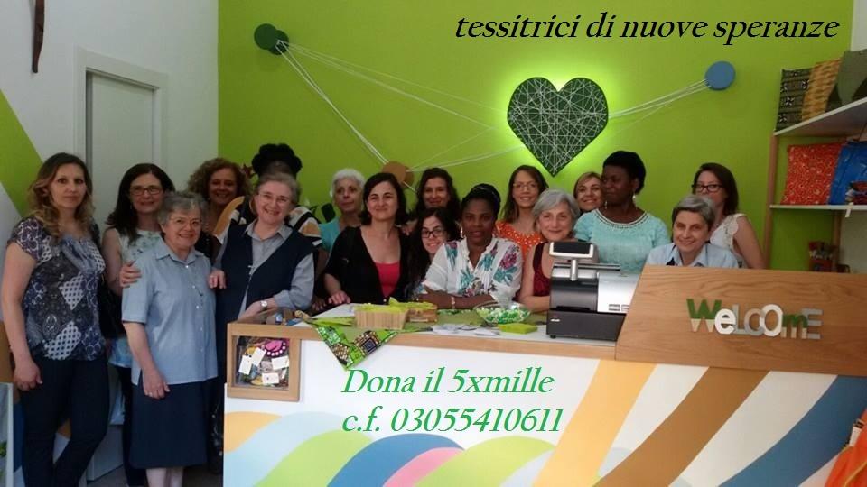 Buon primo compleanno newHope Store - Fondazione Angelo Affinita 1