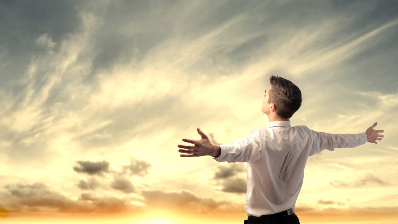 Oggi voglio farti sentire il profumo della libertà, che ti farà sentire il cuore pieno di gioia - Fondazione Angelo Affinita