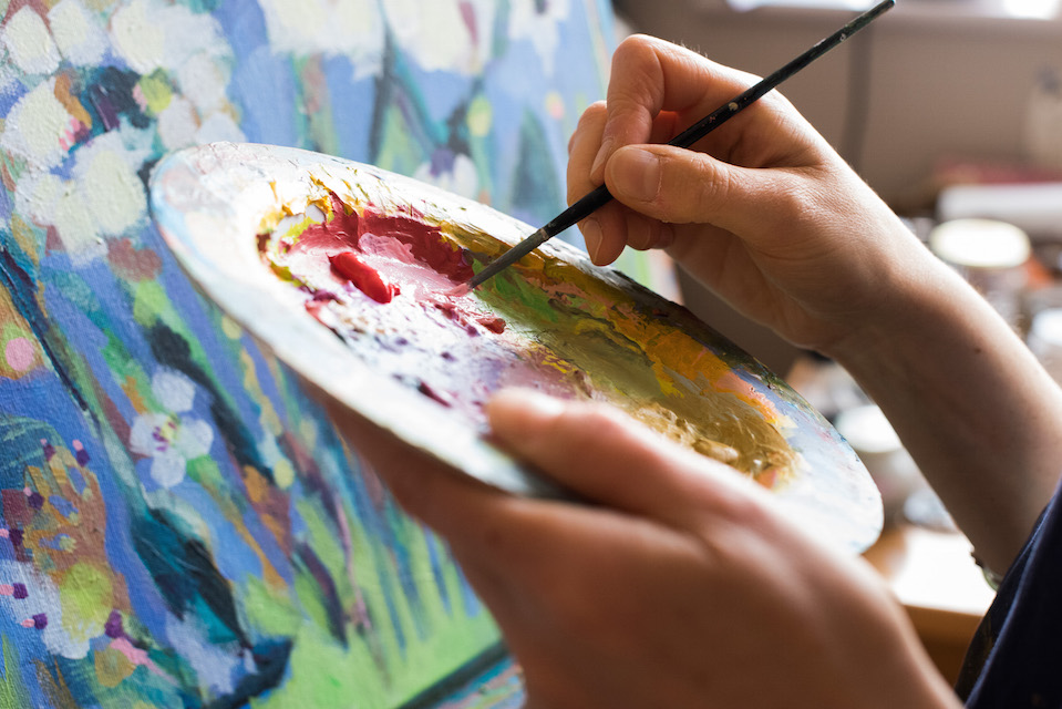 Solo 3 giorni per vincere una borsa di studio da 500 euro e spiccare il volo nel mondo dell'arte Fondazione Angelo Affinita