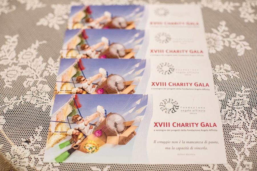 Charity Gala 2018_Fondazione Angelo Affinita