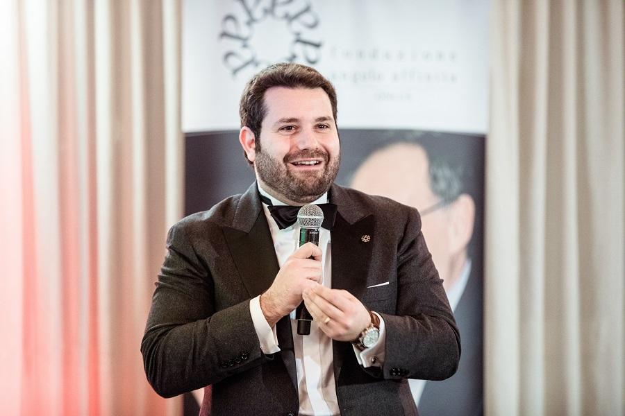"""""""Il coraggio di essere se stessi"""" : ascolta le bellissime parole di Giovanni Affinita!_Fondazione Angelo Affinita"""
