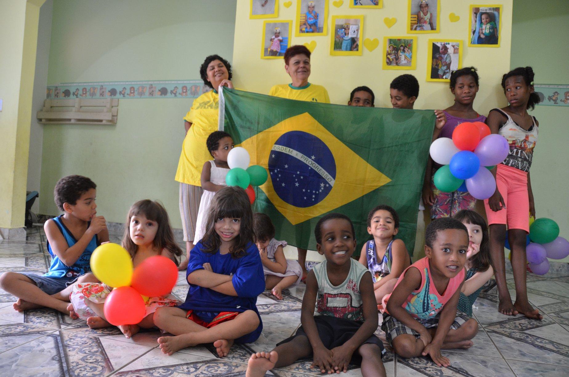 Costruire speranza: INSIEME possiamo cambiare le sorti dei meninos de rua del Brasile! Scopri come…