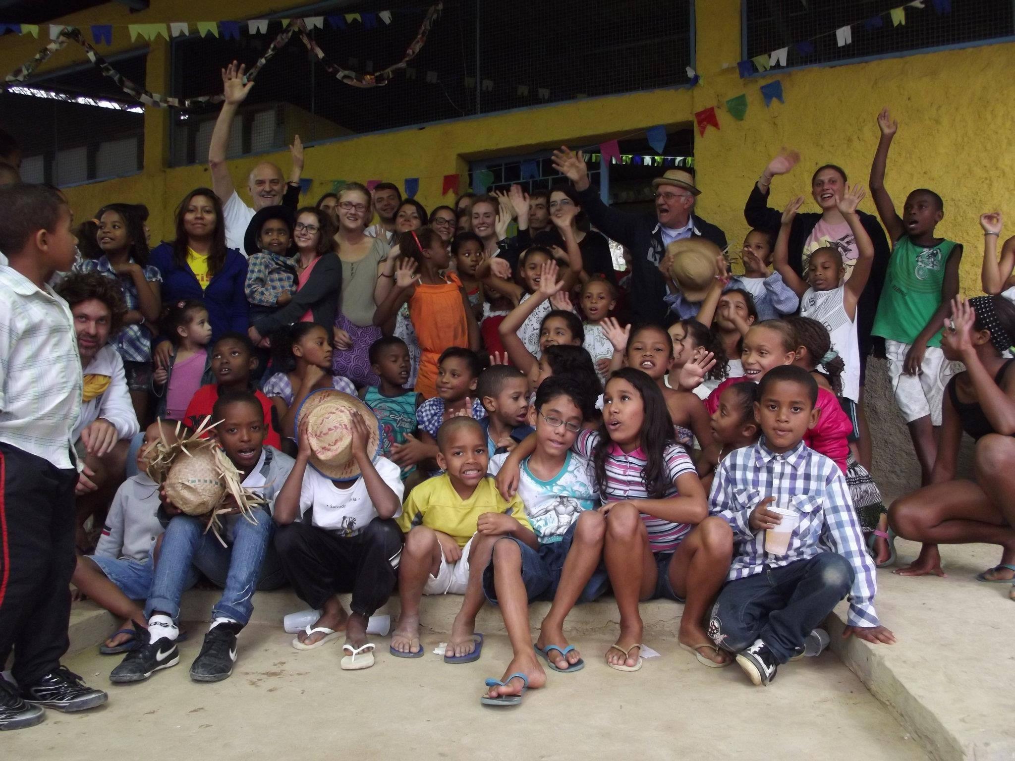 Perché aiutare i bambini brasiliani ci permetterà di sconfiggere i cambiamenti climatici e garantire un futuro all'umanità