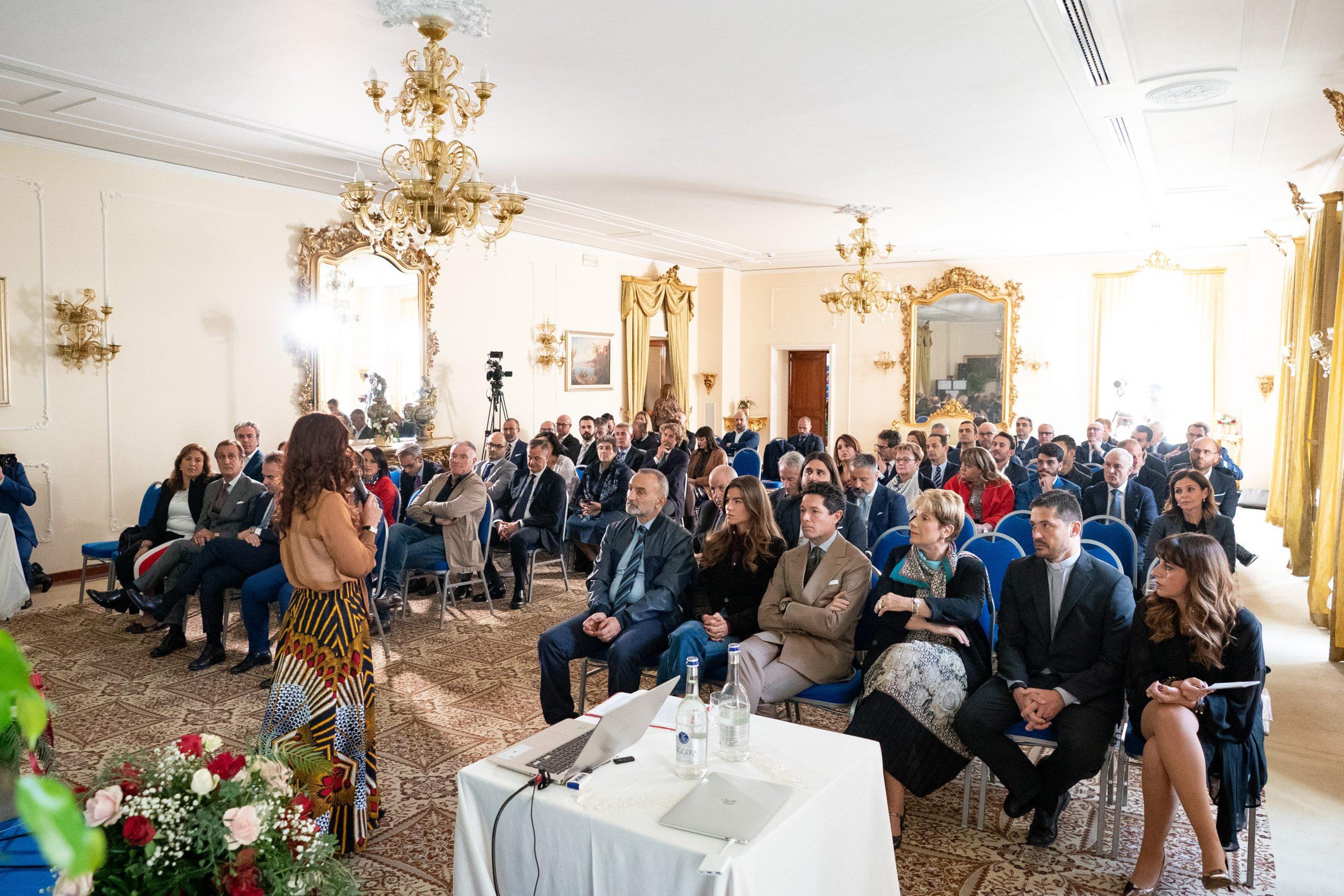 [FOTO] Meeting Annuale Donatori 2019 della Fondazione Angelo Affinita: per sognare e scrivere il futuro INSIEME!