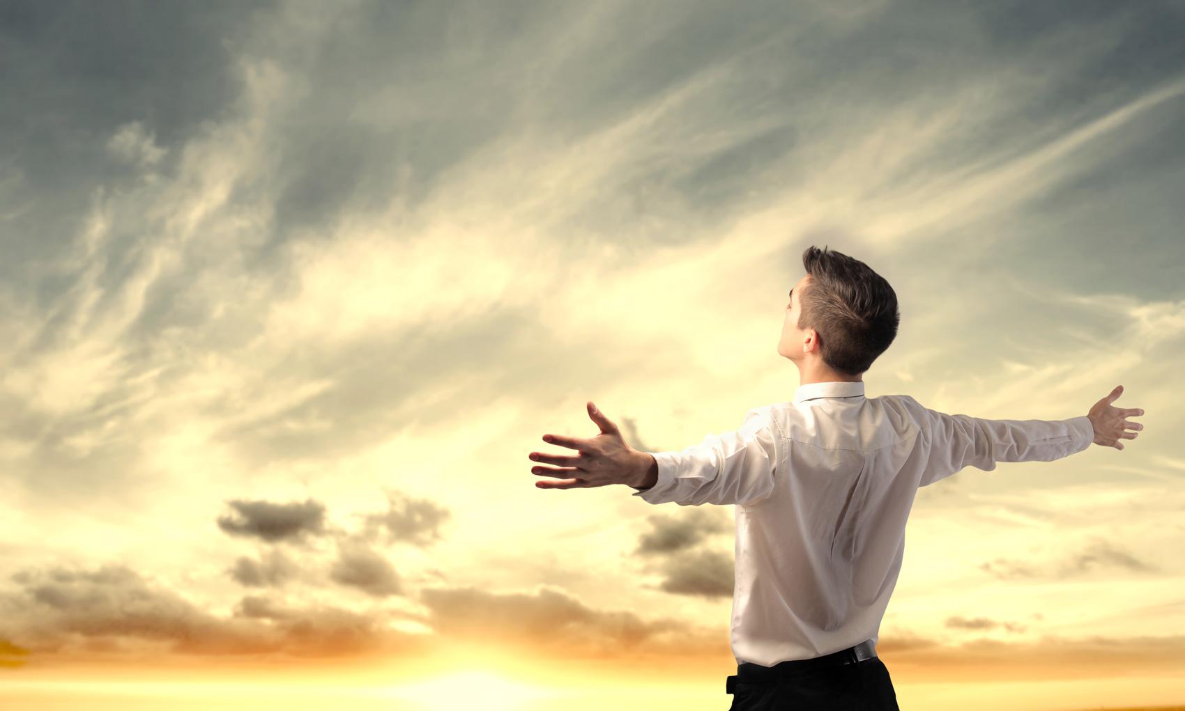 Oggi voglio farti sentire il profumo della libertà, che ti farà sobbalzare il cuore di gioia!