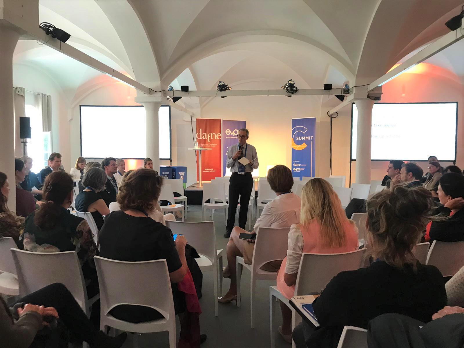 La Fondazione Affinita al C-Summit di Monaco: il confronto che arricchisce e ci permette di essere più efficaci nell'assicurare un futuro migliore a tanti bambini