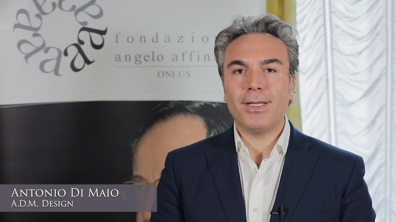 """""""Un modo diverso di fare solidarietà, per donare amore ed essere più ricchi spiritualmente"""" – Ascolta la testimonianza di Antonio Di Maio [Meeting Annuale Donatori 2019]"""