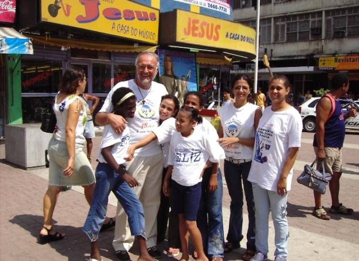 50.000 ragazzi di strada brasiliani oggi hanno un lavoro e un futuro grazie a questo progetto